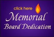 Memorial Board Dedication - click here